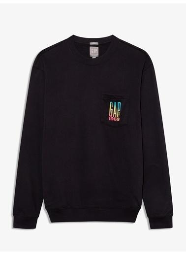 Gap Sweatshirt Siyah